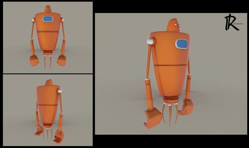 robot E1